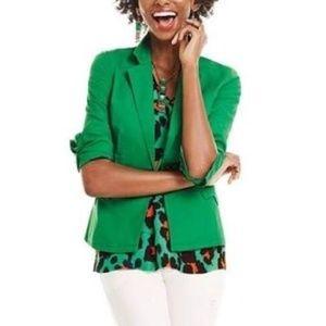 CAbi Verde Jacket Blazer Green #5097